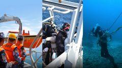 【軍視界】深海搜救 乘風破浪!南部戰區海軍某防救支隊防險救援演練掠影