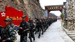 【建黨百年·紅色圣地巡禮】西藏解放第一村 續寫民族團結新篇章