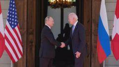 拜登約見普京 欲穩住俄美關系并挑撥中俄關系
