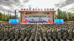 西藏軍區練兵活動全方位檢驗和提高部隊能力素質