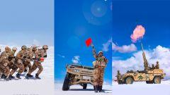 【軍視界】海拔5500米!直擊高原戰士火炮實射訓練現場