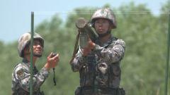 """健身器材出現在防空兵的陣地上?這次它成了老兵加練的""""好幫手"""""""