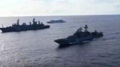 俄軍太平洋大練兵 模擬消滅假想敵航母