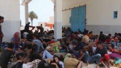 突尼斯海軍營救267名非法移民