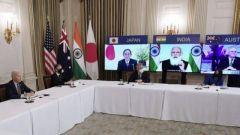 """楊希雨:印度想成為""""另一個美國"""" 美日印澳所謂""""小圈子""""實則同床異夢"""
