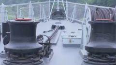 艦艇加裝圍欄 保障游客參觀安全