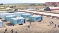 中國第九批赴馬里維和部隊通過戰區能力檢驗評估