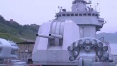 珠海艦上的37毫米炮與其他051艦艇有何不同?