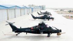 精準打擊!新疆軍區某陸航旅組織跨晝夜實彈射擊演練