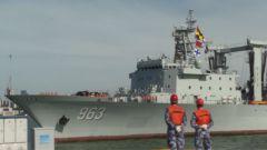海軍第37批護航編隊完成任務回國歸建
