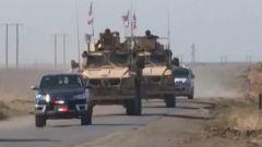 美國在敘利亞駐軍遭到火箭彈襲擊