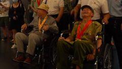 淮海战役纪念馆全新开馆 96岁老兵隔空对话牺牲战友