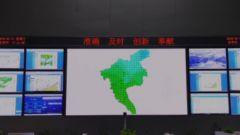 """从""""公里""""到""""米"""" """"天河""""助力天气精细化预报"""