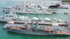 3座码头、6个泊位 来海军博物馆看功勋舰艇!