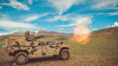 海拔4500米 炮火怒吼!雪域高原实弹射击震撼来袭