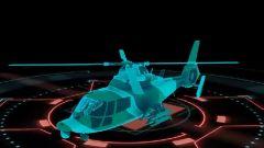 旋翼转速快慢决定直升机上升或下降 ?答案是No