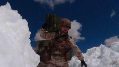 缺氧不缺精神 海拔5592米戍边军人挑战生理极限训练比武