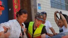 【影像志·抗洪一线的暖心故事】休假班长暂别妻儿 抗洪一线救助100余名群众