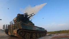 【直击演训场】陆军第71集团军某合成旅:防空实弹考核 多弹种梯次打击