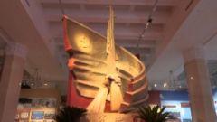 """震撼!軍博舉辦""""人民軍隊慶祝中國共產黨成立100周年""""主題展覽 1580余件文物齊亮相"""