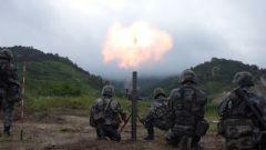 【第一軍視】彈無虛發!近距離體驗迫擊炮實彈射擊全過程